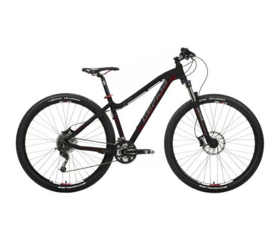 Gepida Ruga alu 29-es MTB kerékpár, 27s, 17 col, fekete