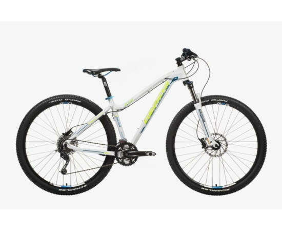 Gepida Ruga alu 29-es MTB kerékpár, 27s, 17 col, fehér