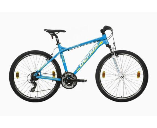 Gepida Mundo alu 26-es MTB kerékpár, 21s, 17 col, kék