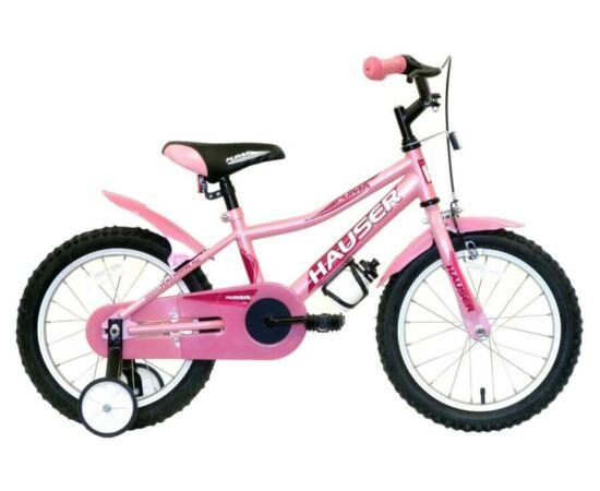 Hauser Puma 16-os BMX kerékpár, halvány rózsaszín