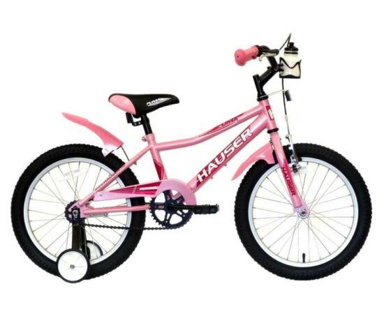 Hauser Puma 18-as BMX kerékpár, rózsaszín