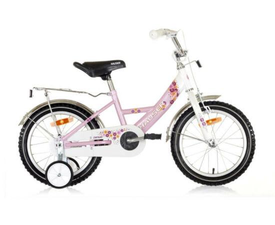 """Hauser Swan 16"""" BMX kerékpár fehér - rózsaszín"""
