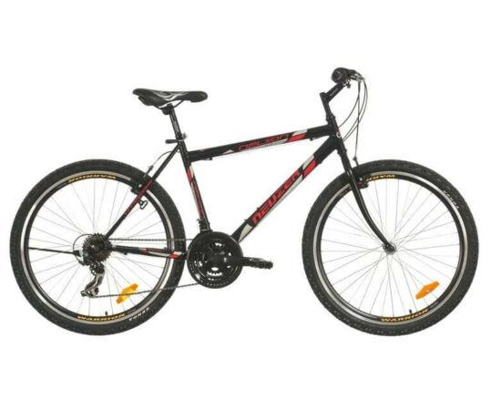 Neuzer Nelson 30 férfi hobbi MTB kerékpár 21-es fekete-piros
