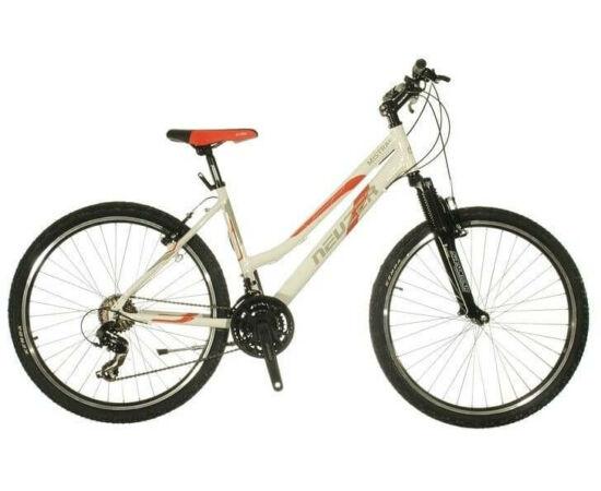 Neuzer Mistral 50 női hobbi MTB kerékpár 15-ös fehér-piros