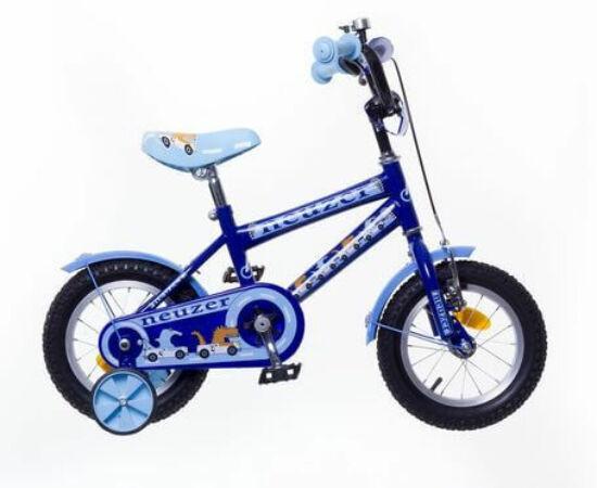 Neuzer 12-es BMX fiú kerékpár, kék