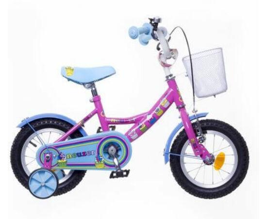 Neuzer 12-es BMX lány kerékpár, rózsaszín