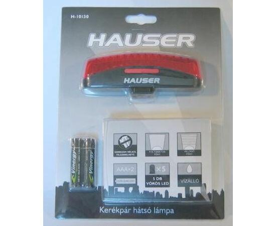 Hauser hátsó lámpa, 5 LED