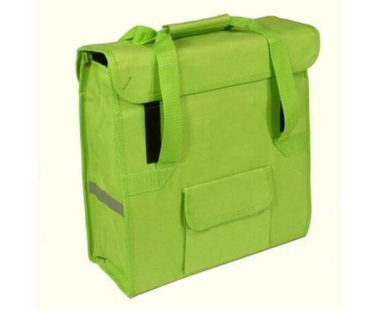 Neuzer táska csomagtartóra, 16L, zöld