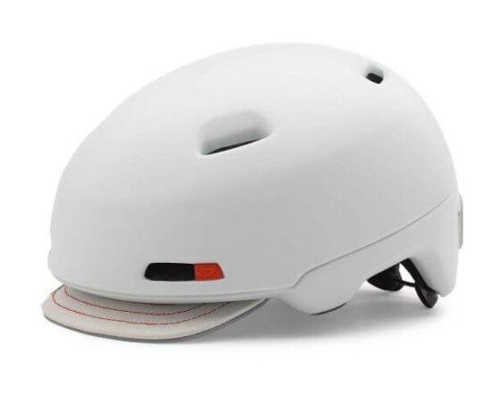 Giro Sutton bukósisak, matt fehér, L-es méret (59-63 cm)