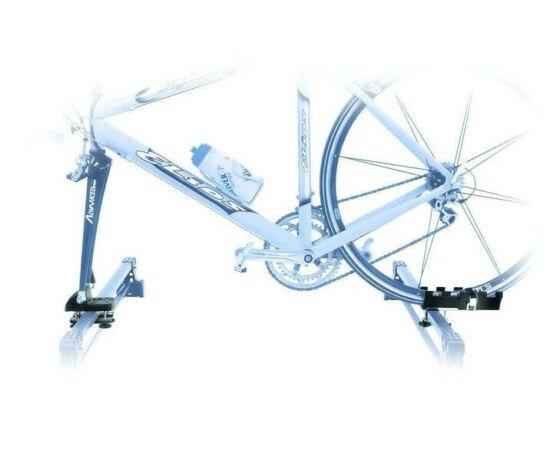 Peruzzo Rolle kerékpárszállító tárcsafékhez is, tetőre, keresztlécre