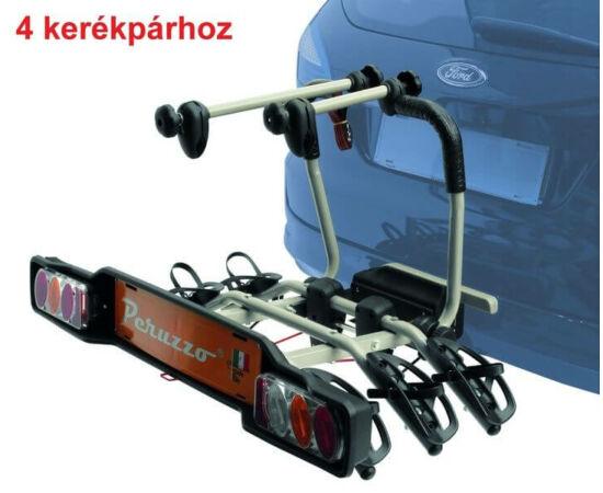 Peruzzo Parma kerékpárszállító vonóhorogra, zárható, 3 bringa