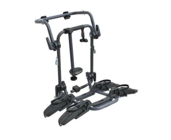 Peruzzo Pure 2 acél kerékpárszállító hátsó ajtóra, 2 bringa