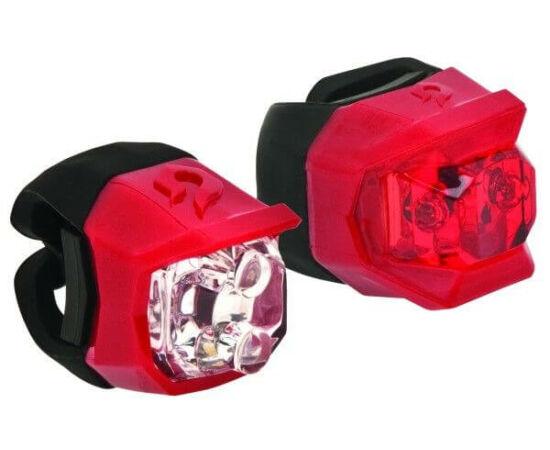 Blackburn Voyager Click és Mars Click lámpa készlet piros