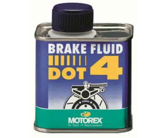 Motorex DOT 4 szintetikus fékfolyadék 165 fok forráspont 250 ml