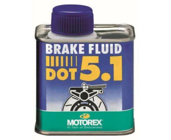 Motorex DOT 5.1 szintetikus fékfolyadék 185 fok forráspont 250 ml