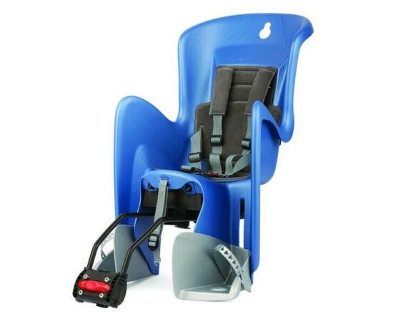 Polisport Bilby RS adapteres gyerekülés (vázra), dönthető, kék-szürke