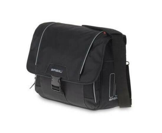 Basil Sport Design kormányra szerelhető táska 8L, fekete