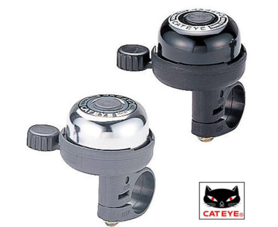 Cateye PB-600 Supermini-Bell csengő, fekete