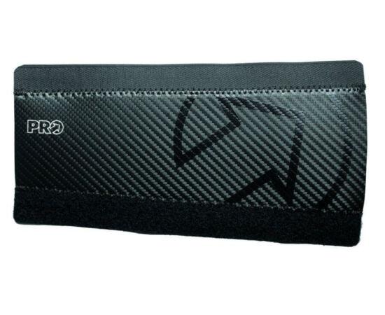 PRO karbon mintájú extra erős neopren láncvillavédő 90-105 x 235 mm