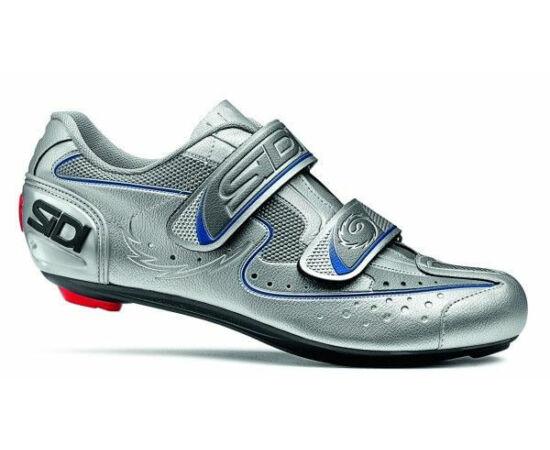Sidi SPARK 43-as országúti kerékpáros cipő Ezüst