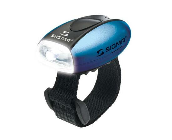 Sigma Micro első villogó lámpa, kék