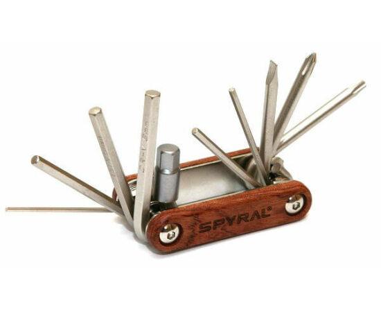 Spyral Wood 10 funkciós marokszerszám