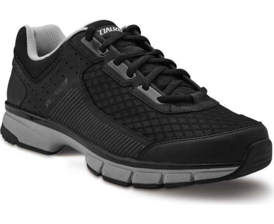 Specialized Cadet SPD MTB kerékpáros cipő, fekete-szürke, 43-as