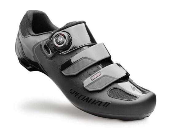 Specialized Audax Road országúti kerékpáros cipő, fekete, 42,5-es