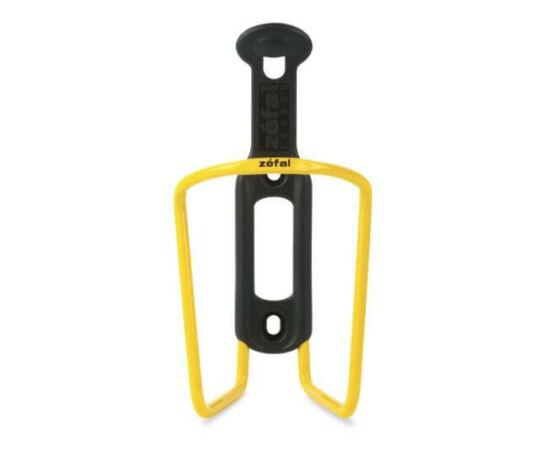 Zefal Alu Plast 124 alumínium-műanyag kulacstartó, sárga