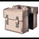 Basil Star két részes táska csomagtartóra, 35L, rózsaszín, mintás